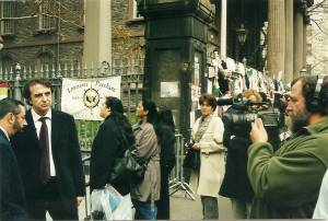 New York, Zona Cero. 2001